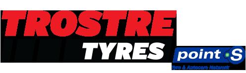 Trostre Tyres Logo