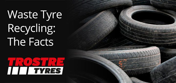 waste tyre recycling llanelli